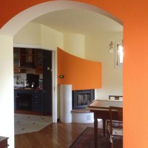 Edilizia Interni Montesel pitture muri pareti soffitti infissi